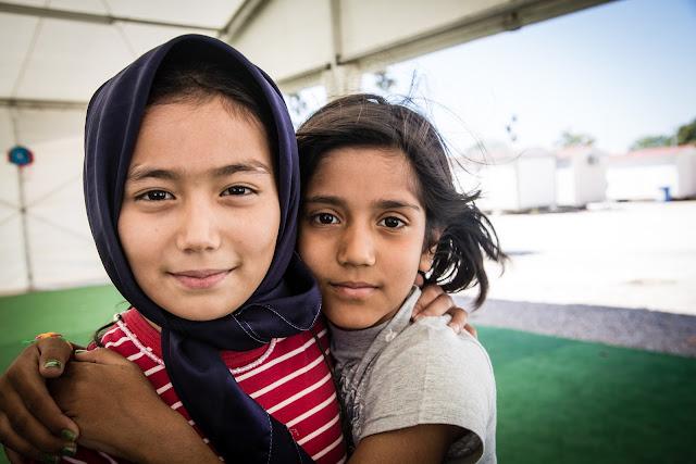 Μήνυμα του Ελληνικού Ερυθρού Σταυρού για την Παγκόσμια Ημέρα Προσφύγων