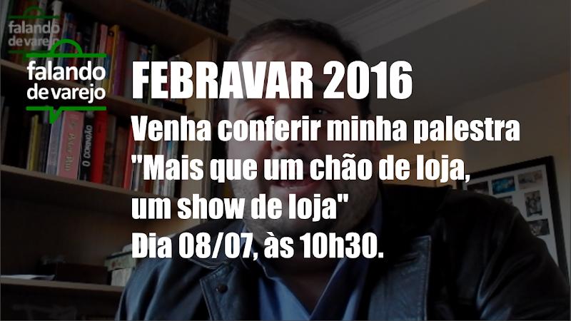 Convite especial: Febravar 2016