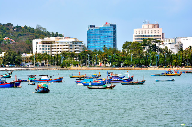 Vung Tau, Best Cities to Visit in Vietnam
