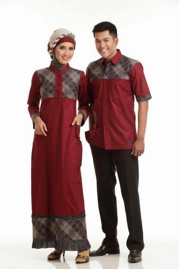 Contoh Model Baju Muslim Modern Terbaru