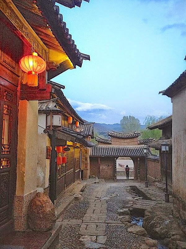 SHAXI / Chine ... mon coup de coeur - passionnasie