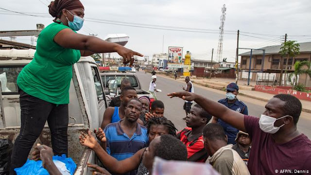 Covid-19: África regista 414 mortes e mais de 9 mil infeções