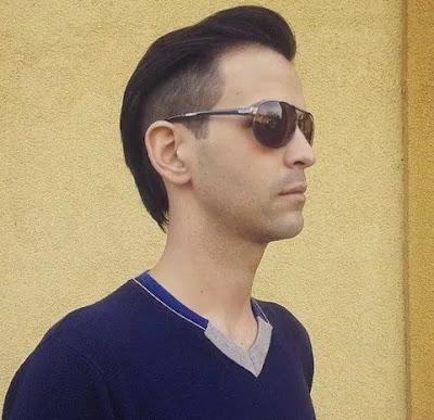 foto rambut pendek pria terbaru