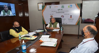 'Krishi Megh'—Launched by Union Minister Narendra Singh Tomar