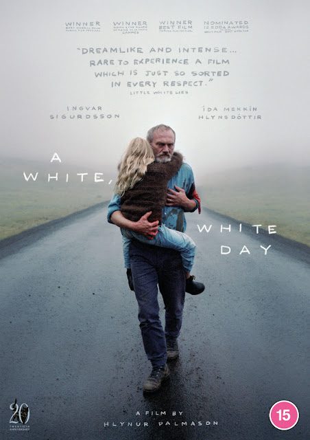 A White, White Day uk dvd