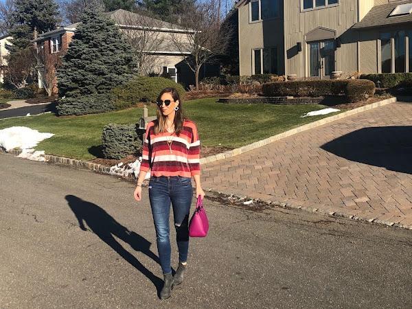 Cozy Chenille Sweater
