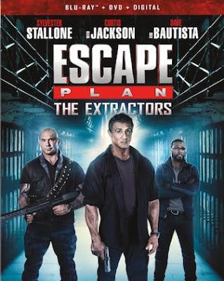 Escape Plan 3 : The Extractors 2019 English 720p DVDRip ESub 1.3GB