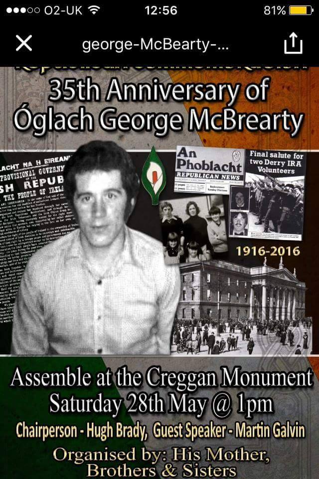 5116 6116 the pensive quill george mcbrearty commemoration fandeluxe Gallery