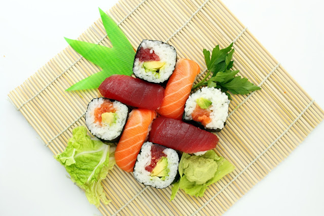 How to make homemade sushi ? - rictasblog