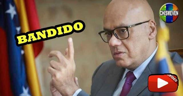 Jorge Rodríguez ordena botar a TODOS los empleados de la Asamblea Nacional