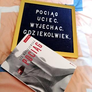 Pociąg- Iza Maciejewska