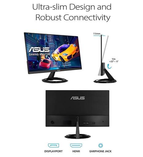 ASUS VZ249QG1R 23.8 Full HD IPS 75Hz Gaming Monitor
