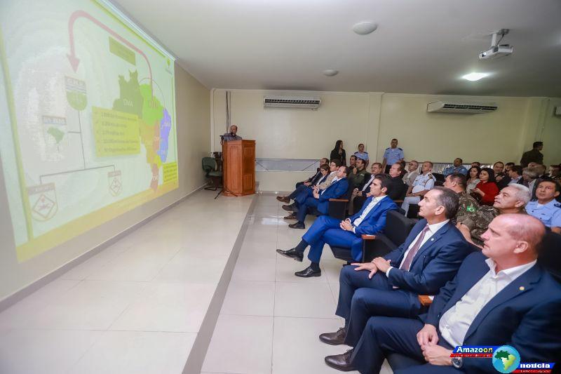 Ministros e governadores analisam a Operação Verde Brasil no Pará