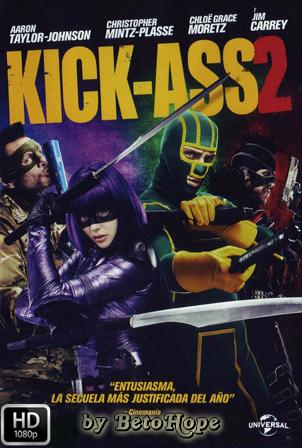 Kick-Ass 2 [2013] [Latino-Ingles] HD 1080P  [Google Drive] GloboTV