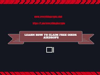 Free Oikos Airdrops