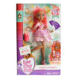EAH Birthday Ball Cedar Wood Doll