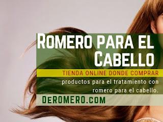 En deromero.com los mejores tratamientos con romero para el cabello