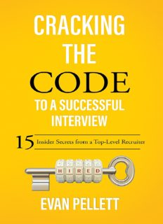 Cracking the coding interview pdf 15 Recruiter Secrets