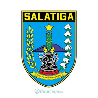 Kota Salatiga Logo Vector