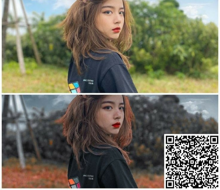 Cara Edit Foto Lightroom Gratis Tanpa Ribet Cukup Scan Qr Code Polarr Pikipo