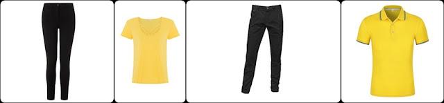 siyah-pantolon-ustune-ne-giyilir-sari-renk-tisort-bayan-ve-erkek