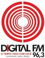 Rádio Digital FM 96,3 de Alagoinhas BA