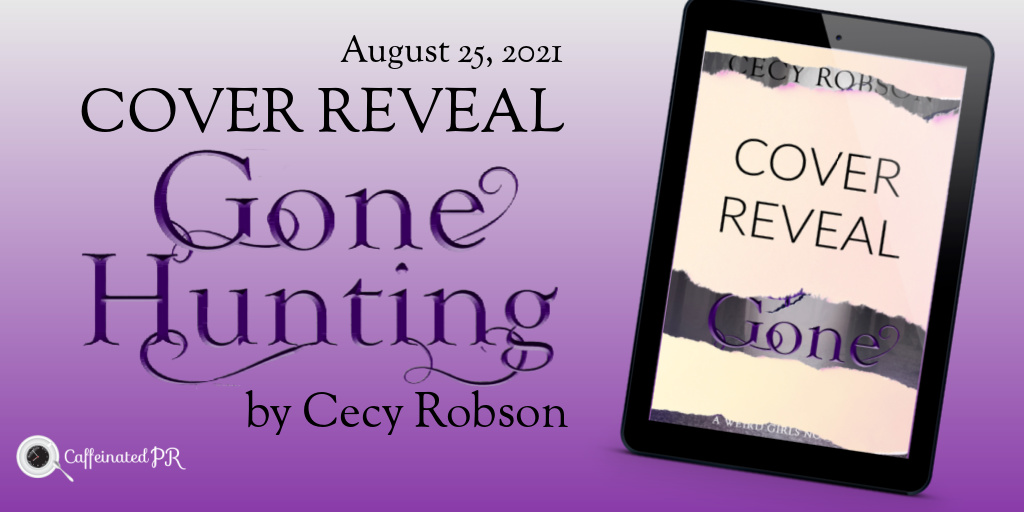 Cover Reveal: Gone Hunting by Cecy Robson