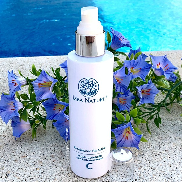 izba-nature-facial-cleanser