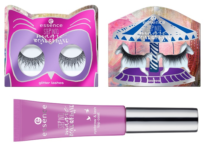 essence step into magic wonderland brow lash top coat