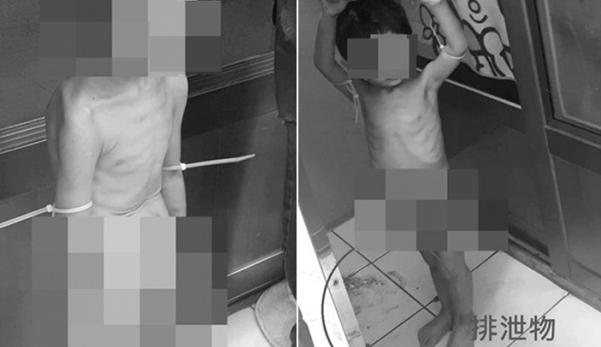 'Aku nak disiplinkan dia' - Budak 3 tahun kelaparan diikat dan didera bapa