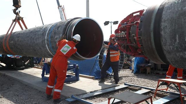 Five senators in the United States to announce sanctions bill on Russia's Nord Stream 2 gas pipeline