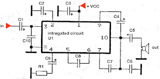 Supply voltage and a maximum of at least 6 Volt to 18 Volt