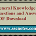 General Knowledge Questions and Answers PDF Download for Competitive Exams