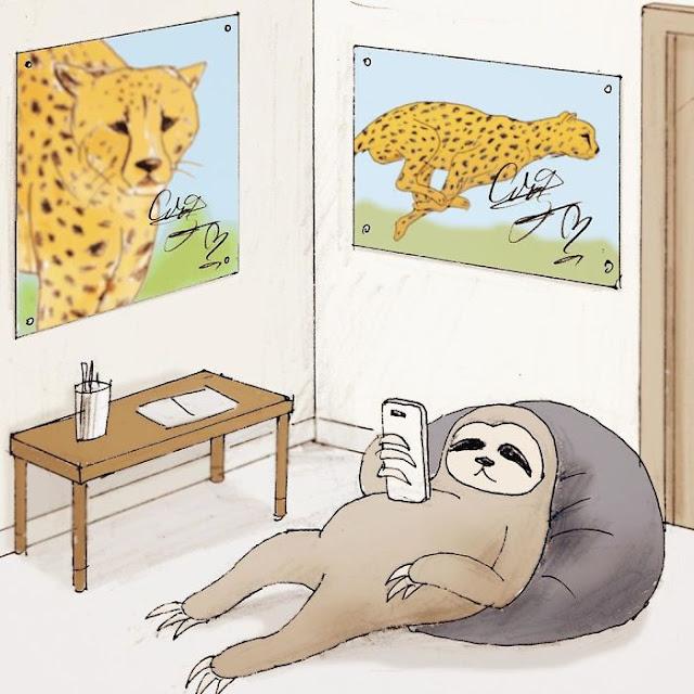 ilustrasi kungkang