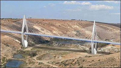 Pont à haubans de Rabat-Salé