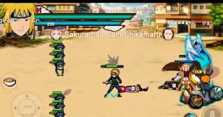 Naruto Senki Battle Climax Apk (50Mb)