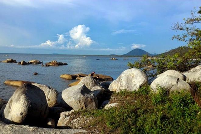 Ternyata, Pulau Terkecil di Dunia ada di Indonesia