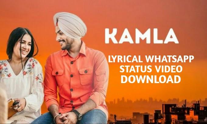 Kamla Rajvir Jawanda Song Whatsapp Status Video Download | Latest Punjabi Songs Status Videos Download