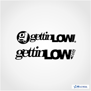 gettinLOW Logo Vector cdr Download