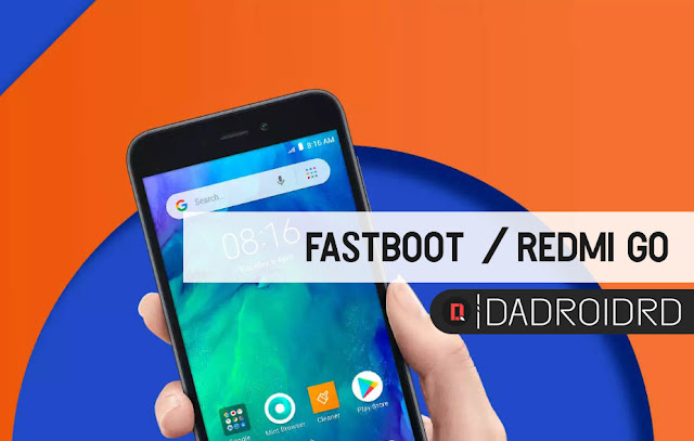 Fastboot Redmi Go