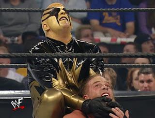 WWE / WWF No Way Out 2002 - Goldust vs. Rob Van Dam