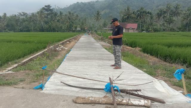 Tuguratu Genjot Pembangunan Infrastruktur