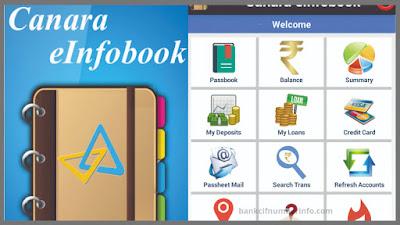 Download eInfobook to Mini Statement