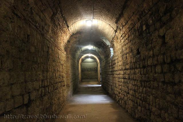 History of Roman Baths Trier
