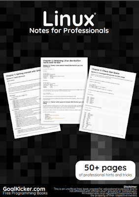 linux pdf book notes download for free
