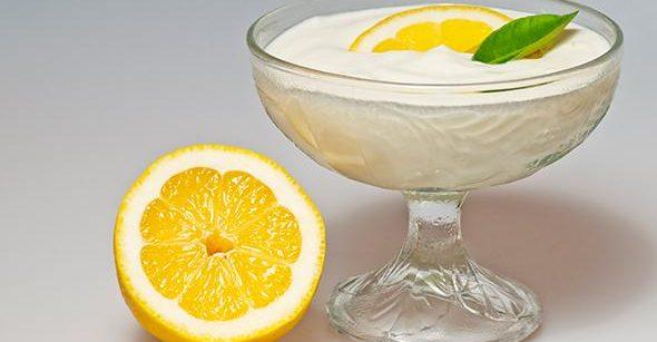 Receta de Mousse de Limón De 3 Leches