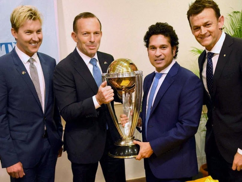 IIC Announced Sachin Tendulkar as the Cricket World Cup 2015 Ambassador