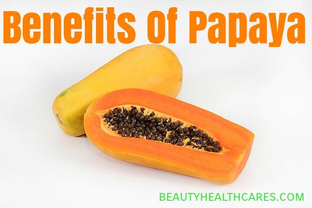 Papaya Benefits & Nutrition