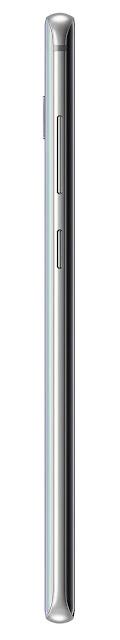 Samsung Galaxy S10+ Prism white