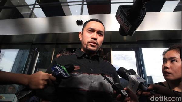 FPI Tanyakan Dasar Hukum Kerumunan HRS, NasDem: UU Kesehatan!